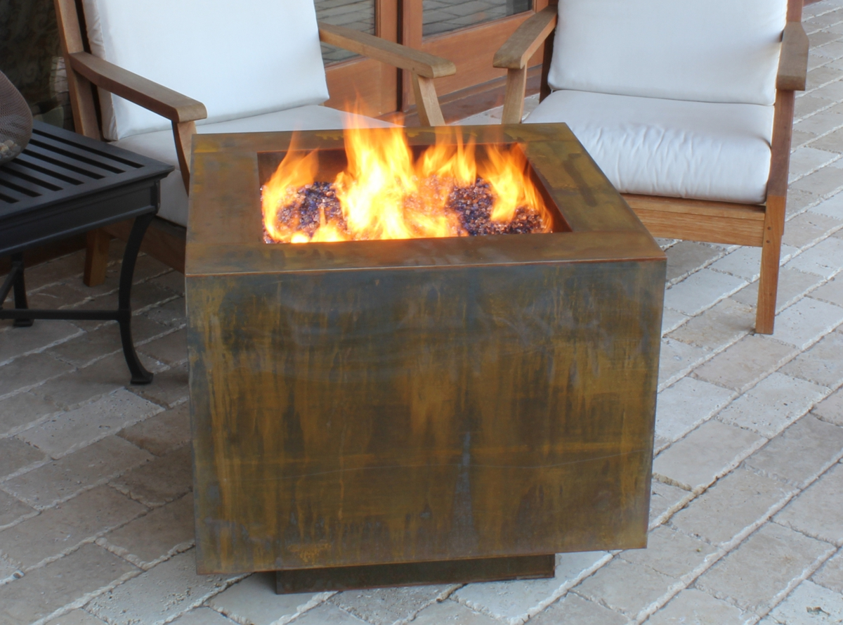 Hidden Tank Fire Pit Sale