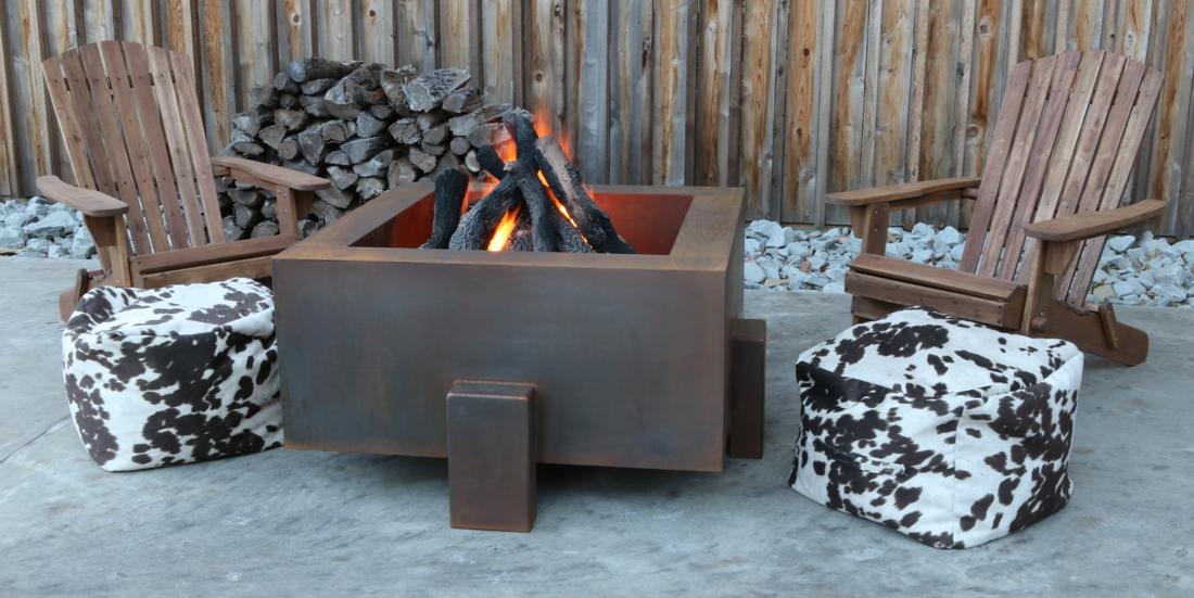 Wood Burning w/Gas Ring