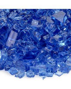 1/4 Inch Cobalt Blue Fire Glass