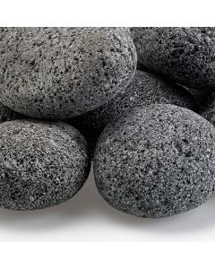 Large Tumble Lava Stones for a fire pit.
