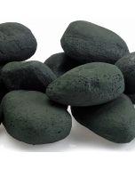 Matte Black Lite Stones