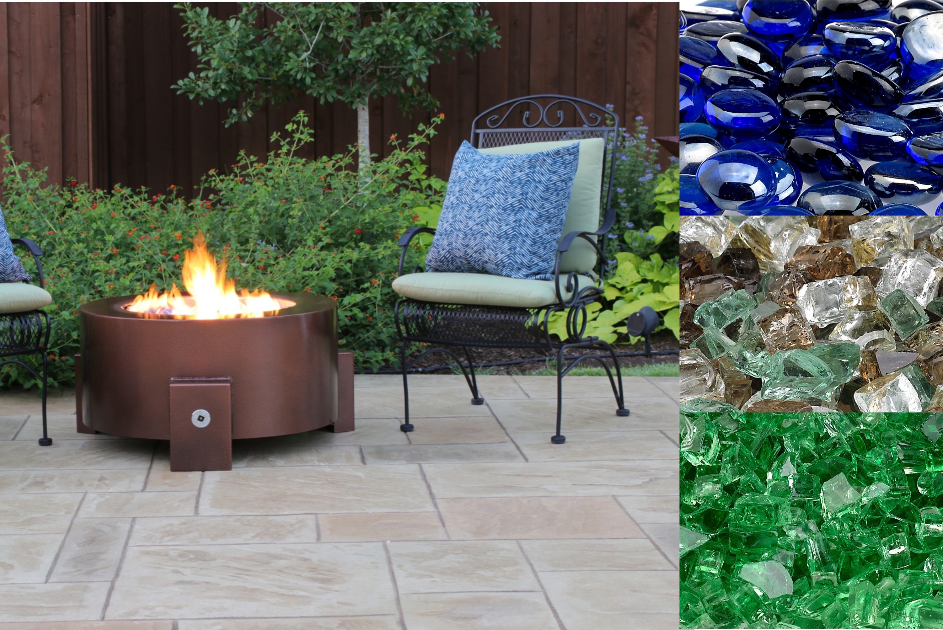 gas fire pit, outdoor fire pit, fire pit